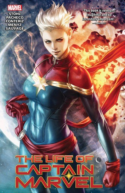 The Life of Captain Marvel (TPB) (2019)