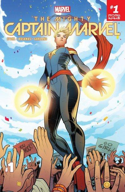 The Mighty Captain Marvel #0 – 9 (2017)