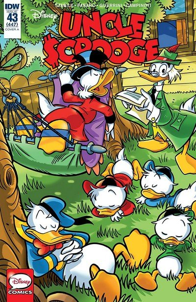 Uncle Scrooge #43 (2019)
