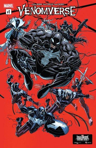 Venomverse (Story Arc) (2017)