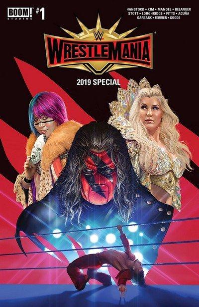 WWE Wrestlemania 2019 Special (2019)
