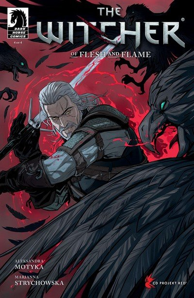 Witcher – Of Flesh And Flame #4 (2019)