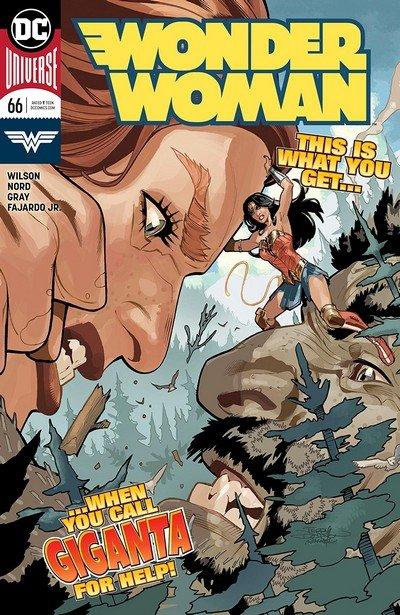 Wonder Woman #66 (2019)