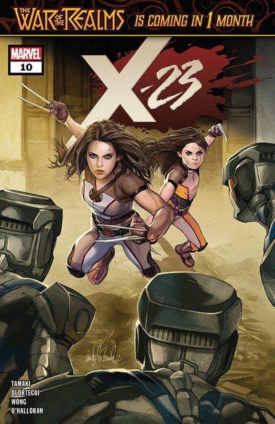 X-23 #10 (2019)