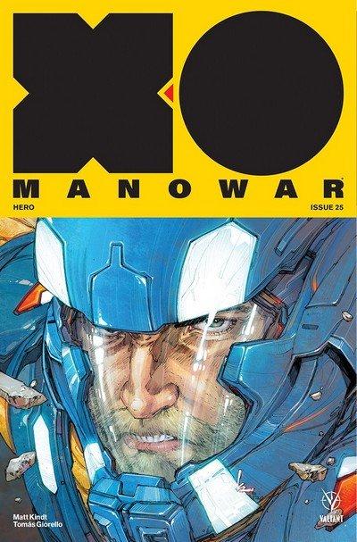 X-O Manowar #25 (2019)