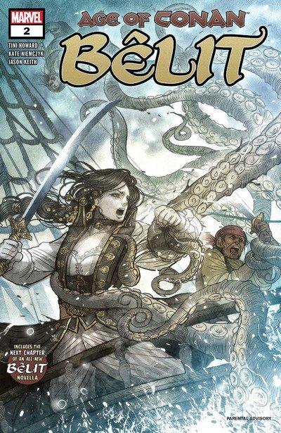 Age Of Conan – Belit – Queen Of The Black Coast #2 (2019)