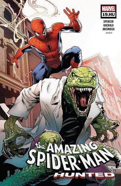 Amazing Spider-Man #19.HU (2019)