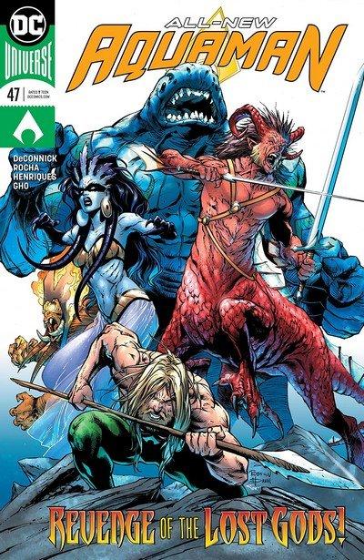 Aquaman #47 (2019)