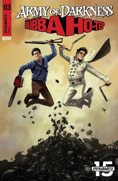 Army Of Darkness – Bubba Ho-Tep #3 (2019)
