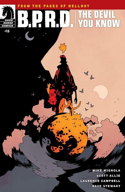 B.P.R.D. – The Devil You Know #15 (2019)