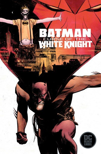 Batman – Curse Of The White Knight #1 (Preview) (2019)