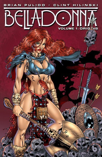 Belladonna Vol. 1 – Origins (TPB) (2015) (ADULT)