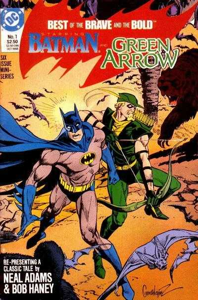 Best of the Brave and the Bold #1 – 6 (1988-1989)