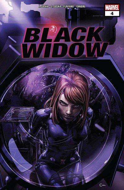 Black Widow #4 (2019)