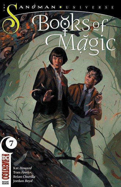 Books Of Magic #7 (2019)