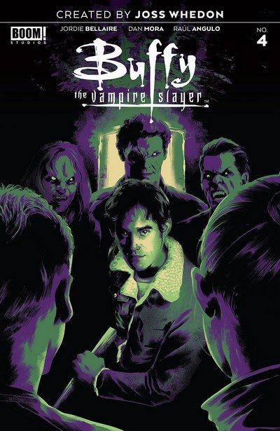 Buffy The Vampire Slayer #4 (2019)