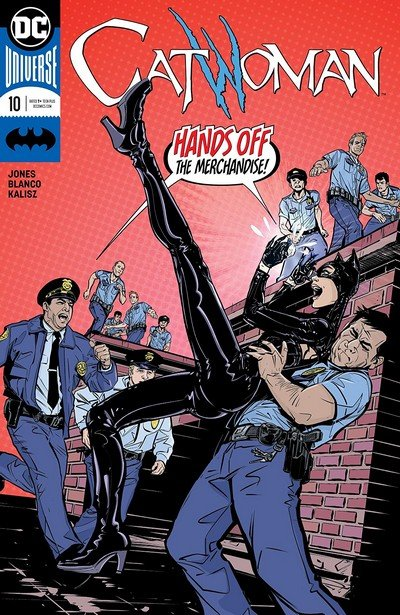 Catwoman #10 (2019)