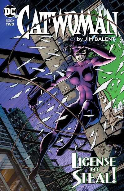 Catwoman by Jim Balent Book 2 (2019)