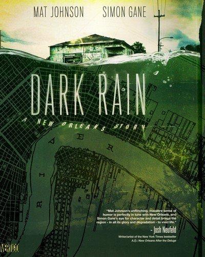 Dark Rain – A New Orleans Story (2010)