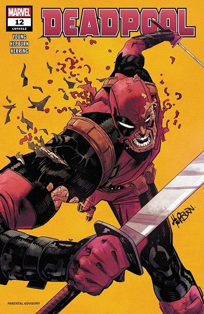 Deadpool #12 (2019)