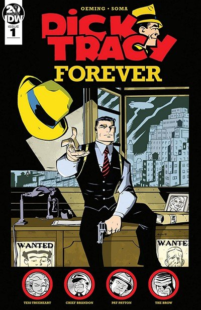 Dick Tracy Forever #1 (2019)