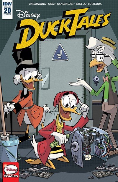 DuckTales #20 (2019)