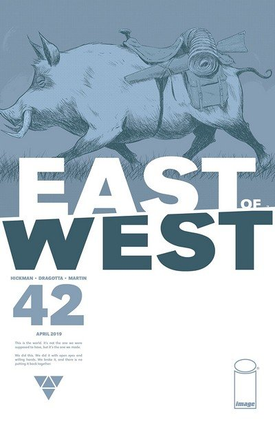 East Of West #42 (2019)
