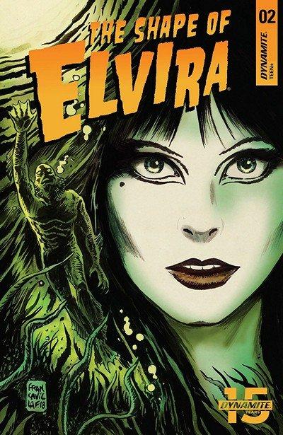 Elvira – The Shape Of Elvira #2 (2019)