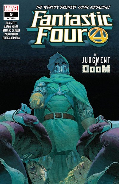 Fantastic Four #9 (2019)