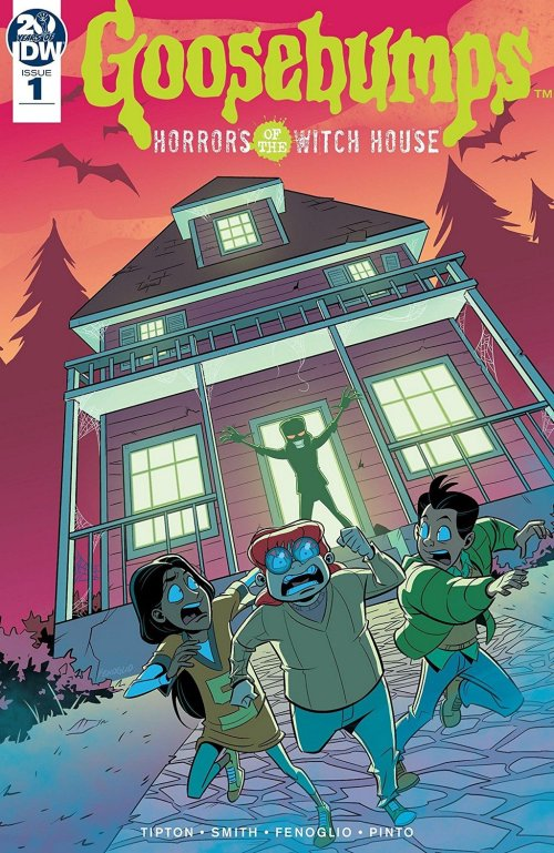 Goosebumps – Horrors Of The Witch House #1 (2019)