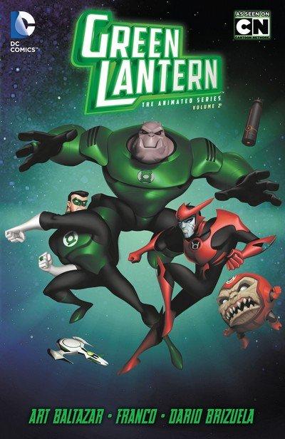 Green Lantern – The Animated Series Vol. 2 (TPB) (2013)