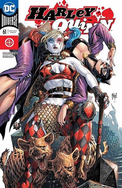 Harley Quinn #61 (2019)
