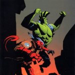 Hellboy – Savage Dragon – The Collected Edition (2002)