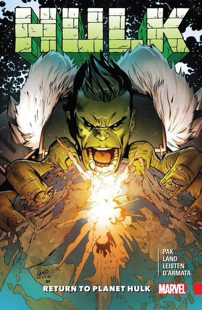 Hulk – Return to Planet Hulk (TPB) (2018)