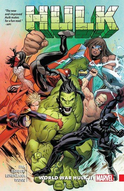 Hulk – World War Hulk II (TPB) (2018)