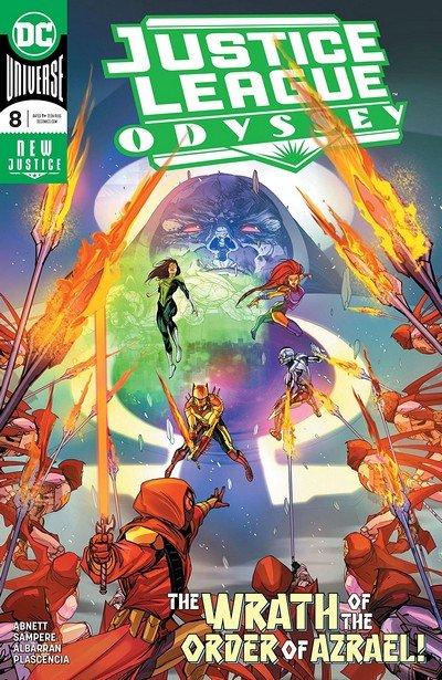 Justice League Odyssey #8 (2019)