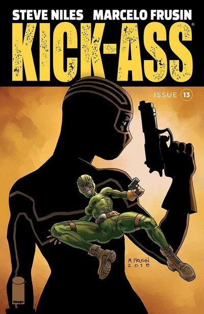 Kick-Ass + Hit-Girl collection – comics