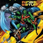 Martian Manhunter – Rings of Saturn (TPB) (2014)