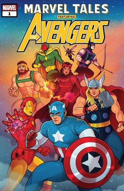 Marvel Tales – Avengers #1 (2019)