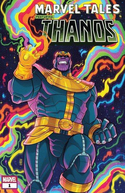 Marvel Tales – Thanos #1 (2019)
