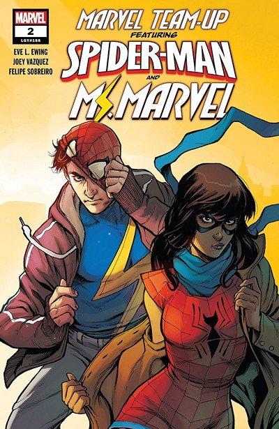Marvel Team-Up #2 (2019)