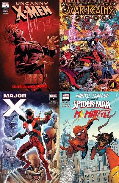 2019.04.03 Marvel Week+