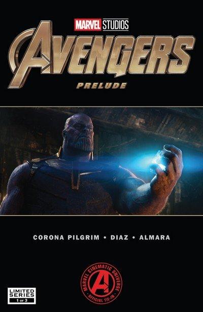 Marvel's Avengers – Endgame Prelude #1 – 3 (2018-2019)