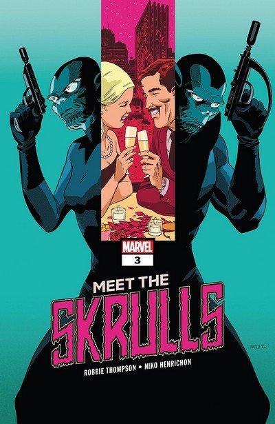 Meet The Skrulls #3 (2019)