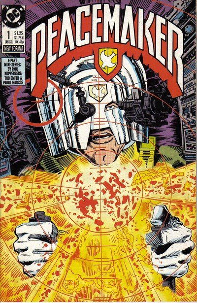 Peacemaker #1 – 4 (1998)