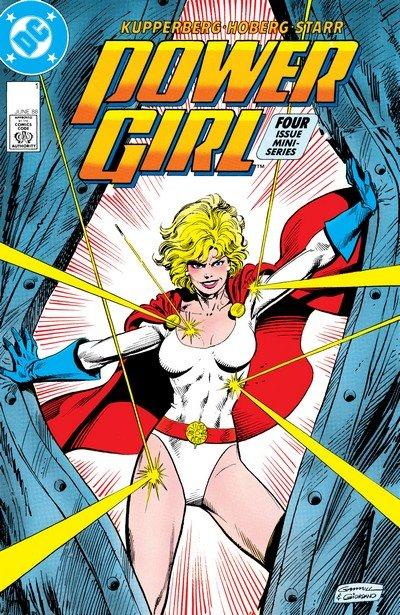 Power Girl #1 – 4 (1988)