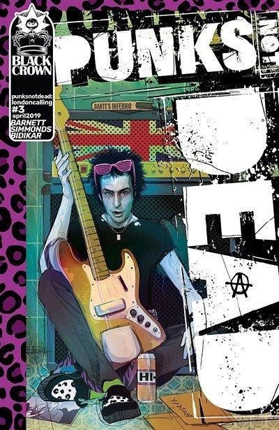 Punks Not Dead – London Calling #3 (2019)