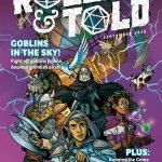 Rolled And Told #0 – 8 (2018-2019)
