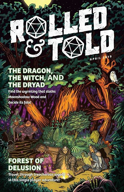 Rolled And Told #8 (2019)