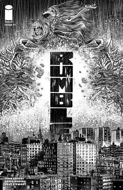 Rumble #11 (2019)